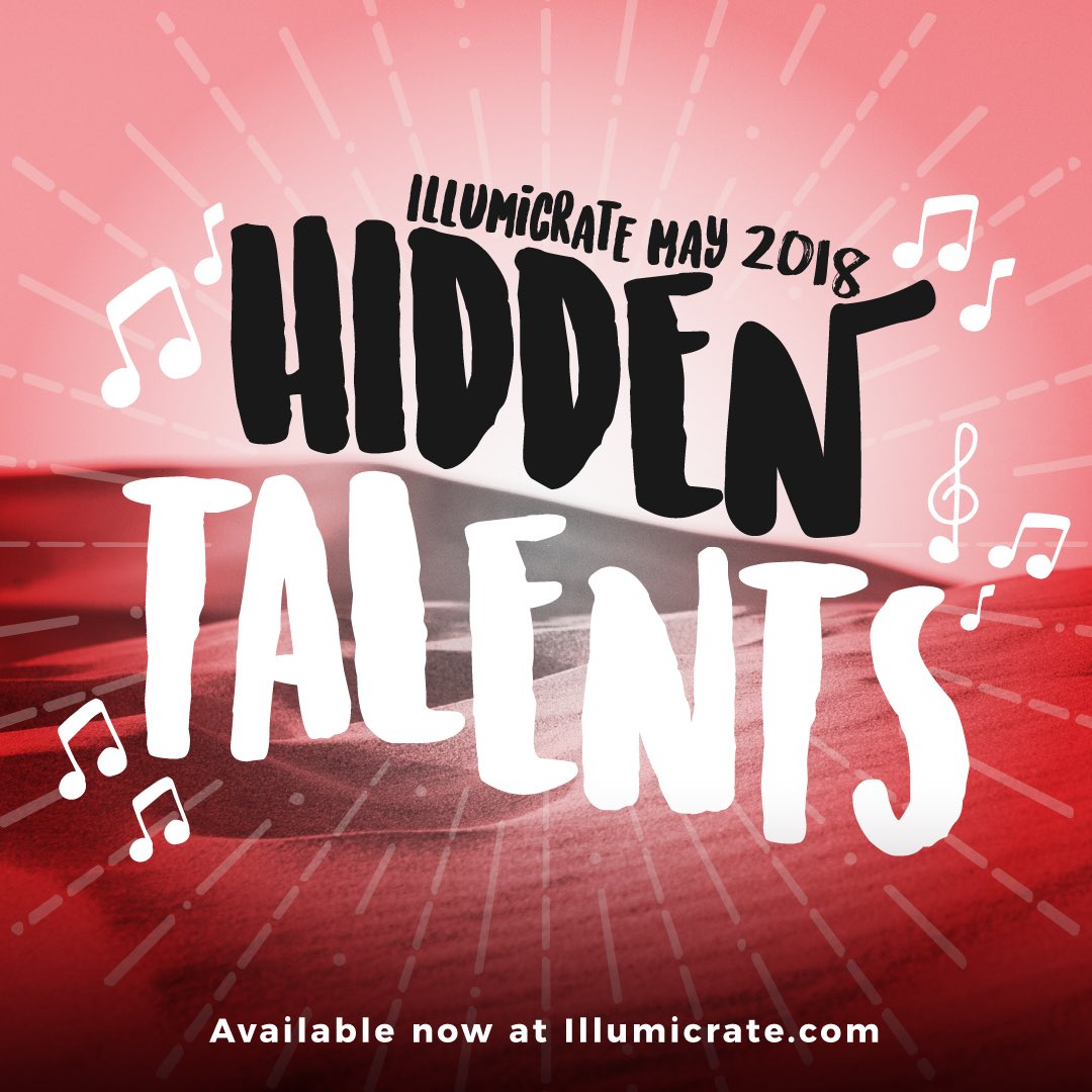 Image result for illumicrate hidden talents