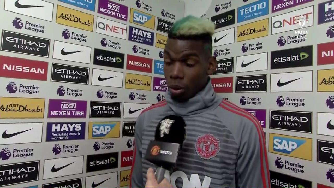 This man was on �� today - @PaulPogba explains why our derby comeback win was for the #MUFC fans... https://t.co/scHXn4UIwd
