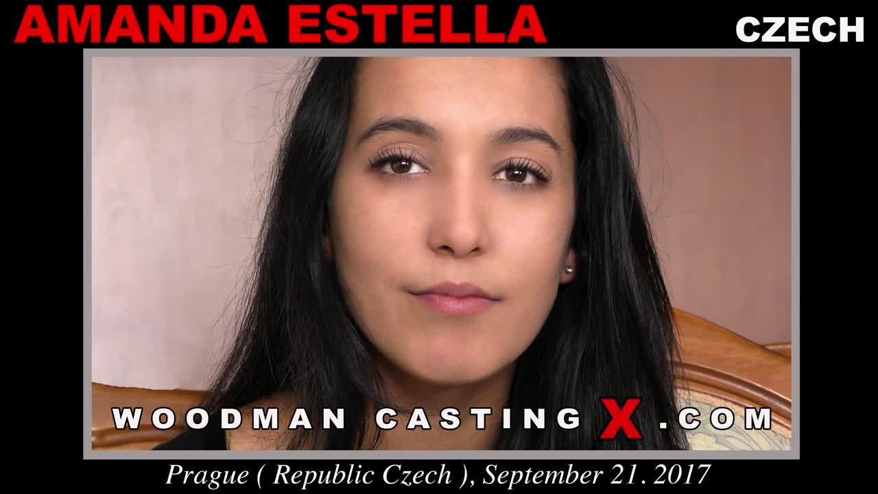 Woodman Casting X on Twitter: [New Video] Amanda Estella
