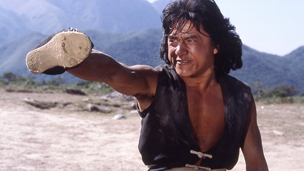 Jackie Chan! Happy birthday to the hardest working man in show business!
