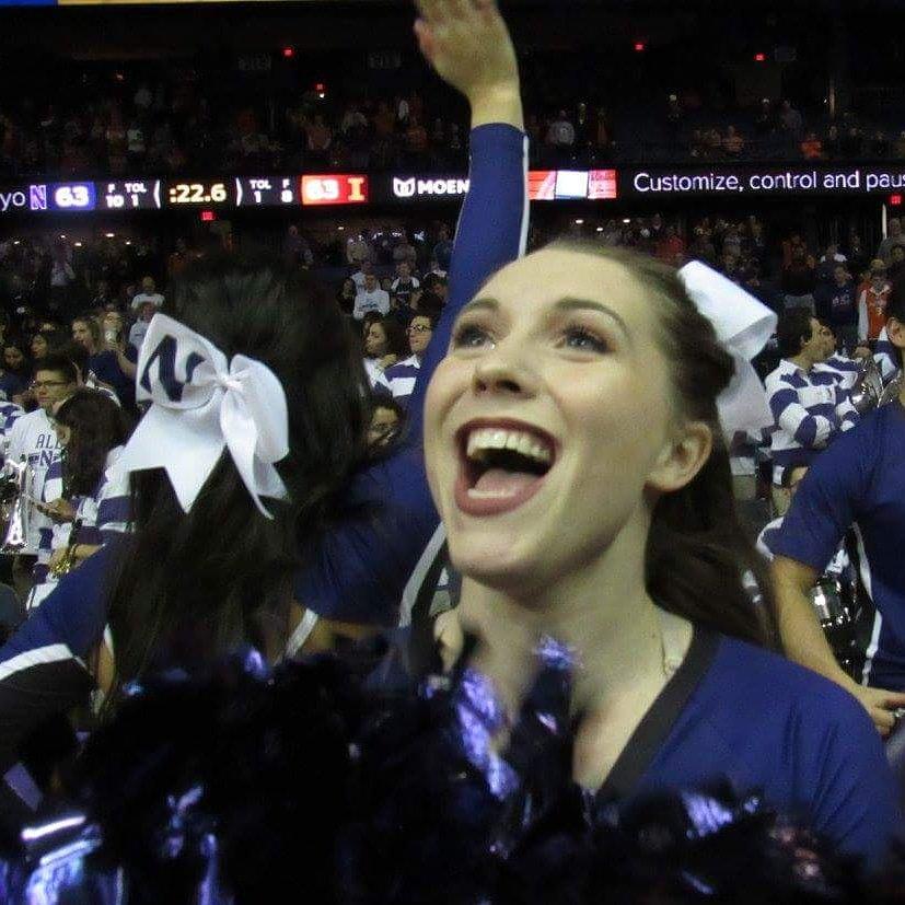 Northwestern University Cheerleading on Twitter: