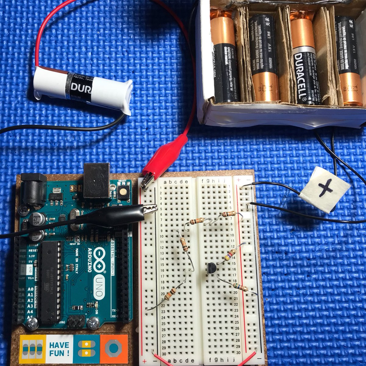 Volts Hashtag On Twitter Semiconductors For Tachometer Prototype Circuit 0 Replies Retweets 1 Like