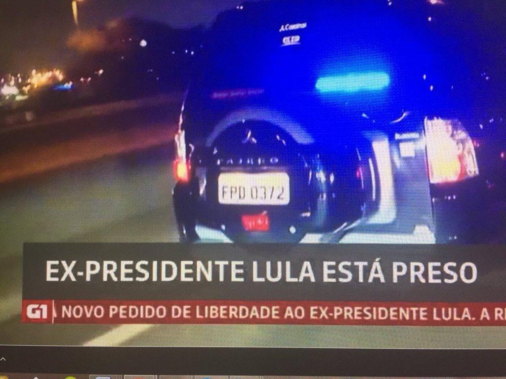 URGENTE: Polícia Federal faz confusão e troca de posição as duas últimas consoantes da placa do carro.