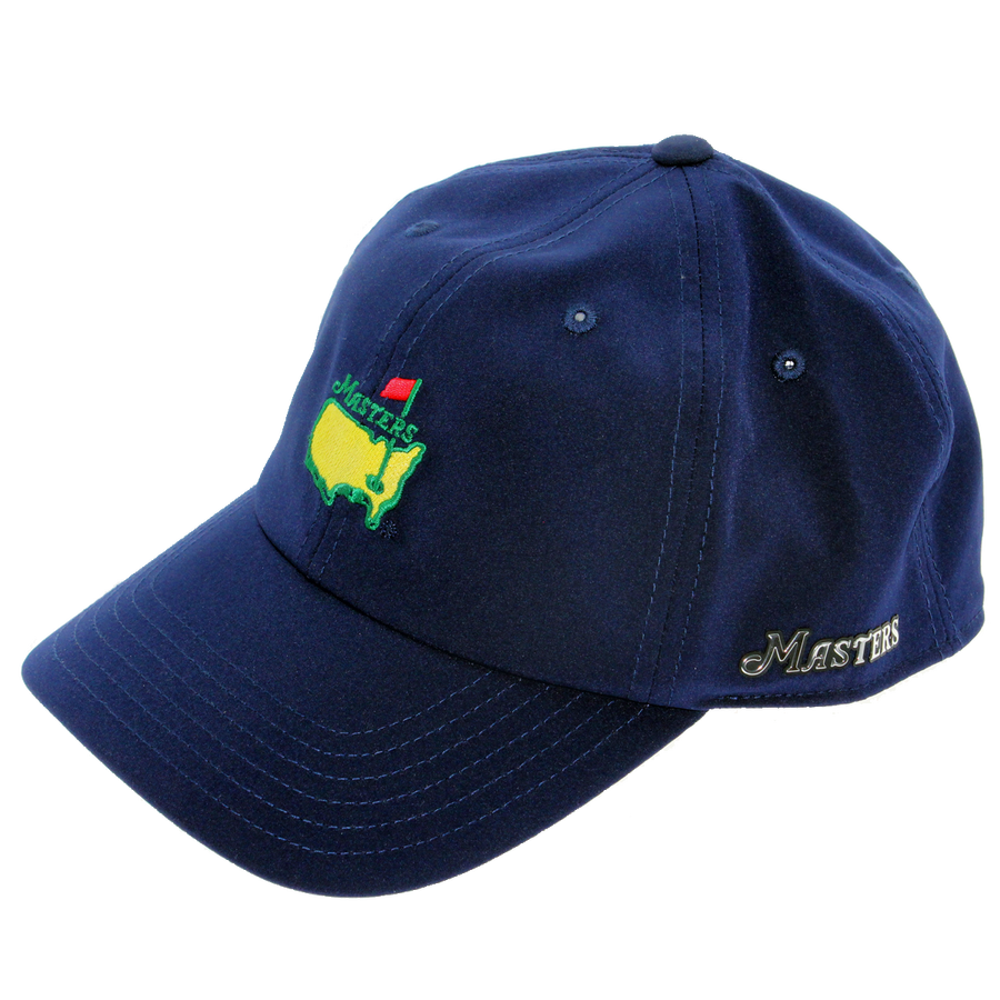 TheMasters Performance Tech Hat - Navy Reflective http   www.mmogolf.com  masters-performance-tech-hat-navy-reflective  …pic.twitter.com NEWmsjqL8k 141852f5e211