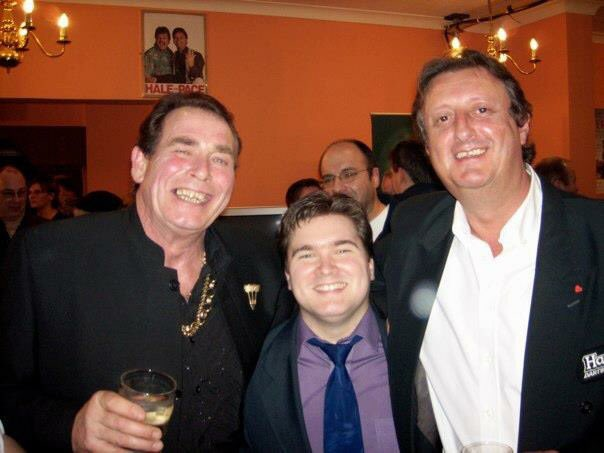 Enjoying the @ericbristow memories here on Twitter. Here are a few of my own...