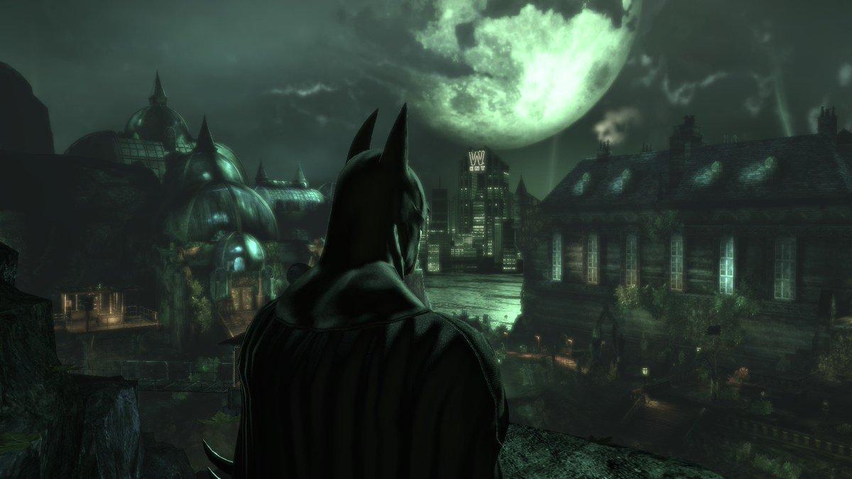 batman arkham asylum - HD3840×2160