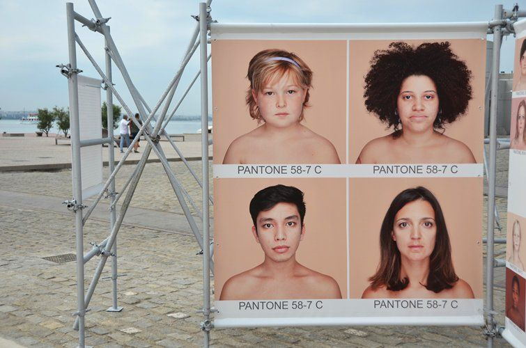 This Artist Took 4,000 Portraits to Show the Range of Human Skin Color—and the Results Exceeded the Pantone Library https://t.co/AVVrstBDM8
