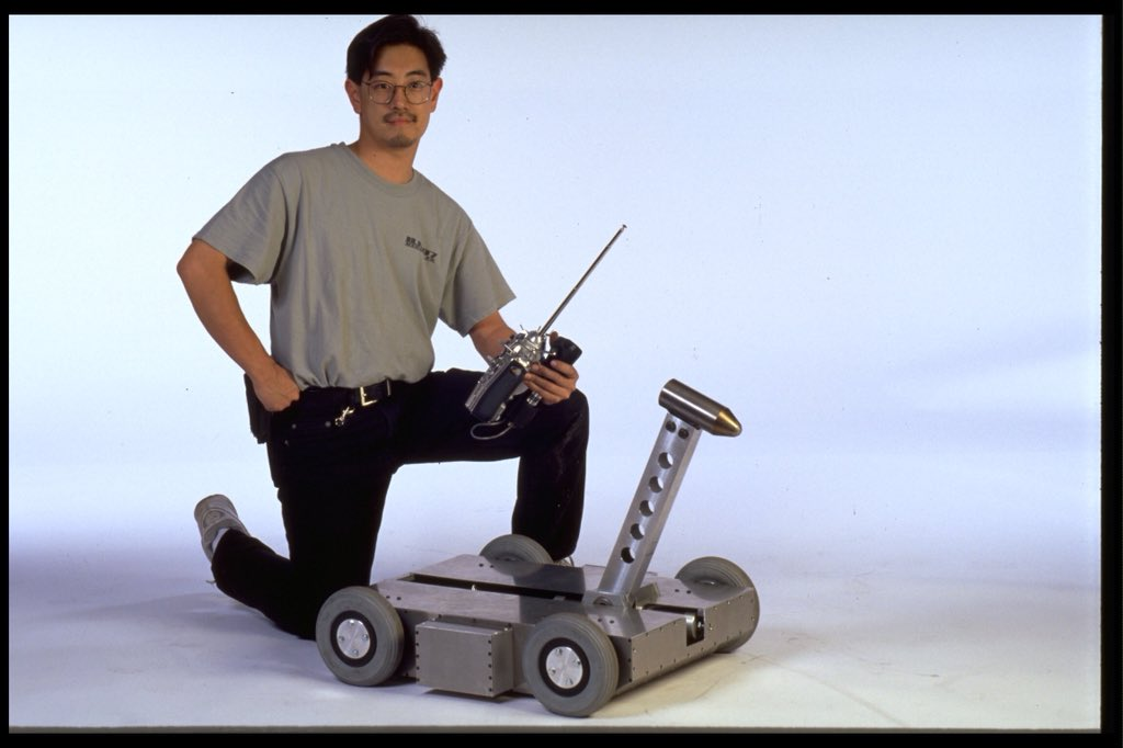 Grant Imahara On Twitter Ive Retired From Robot Combat My First