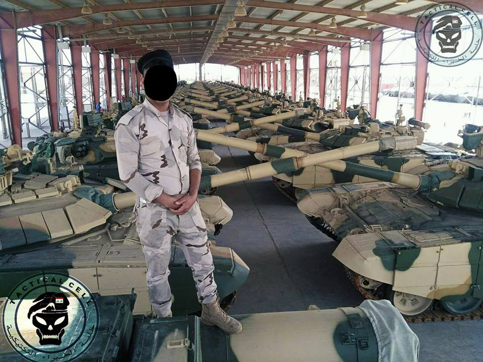 العراق اشترى دبابات T-90 الروسيه !! - صفحة 12 DaOJCKZVMAAfT4w