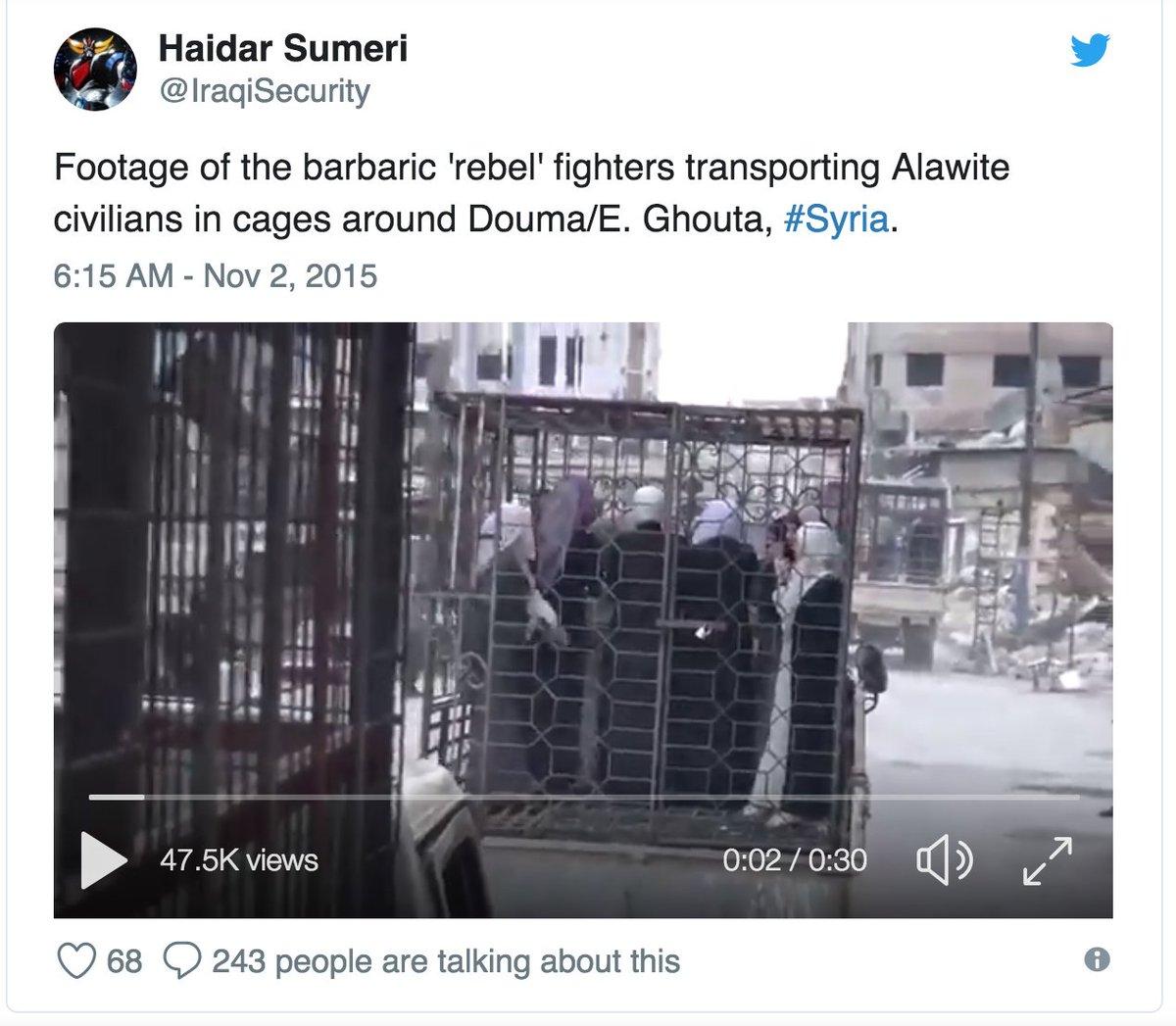 Image result for douma rebels child hostages