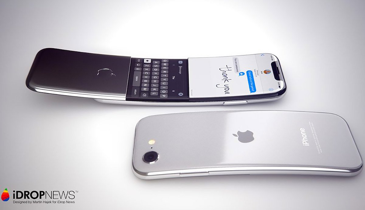 Apple working on Touchless and Curved Screen Feature for Upcoming iPhone