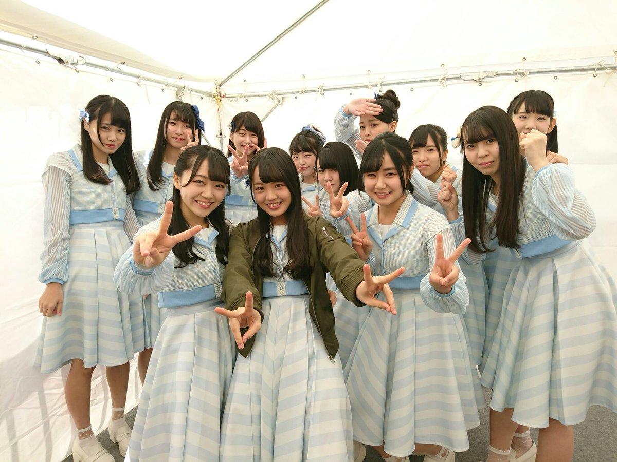 """STU48: STU48 On Twitter: """"STU48研究生の舞Qとあいぽんは、パフォーマンス初披露!! 応援よろしくお"""