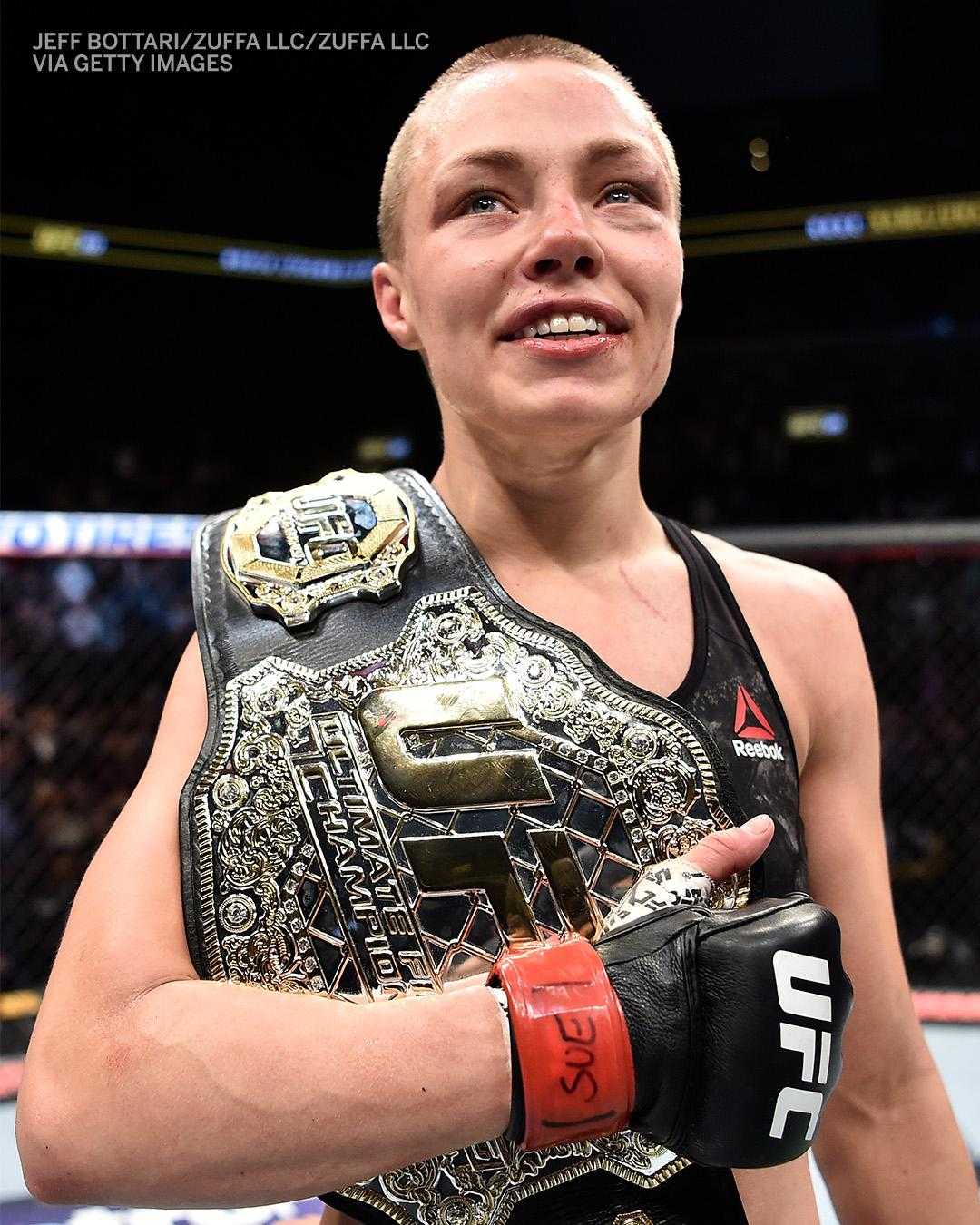 rose namajunas - photo #38