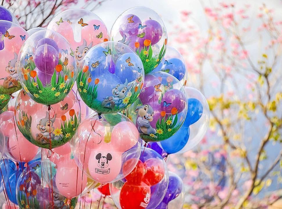 Картинки шариков воздушных и цветов
