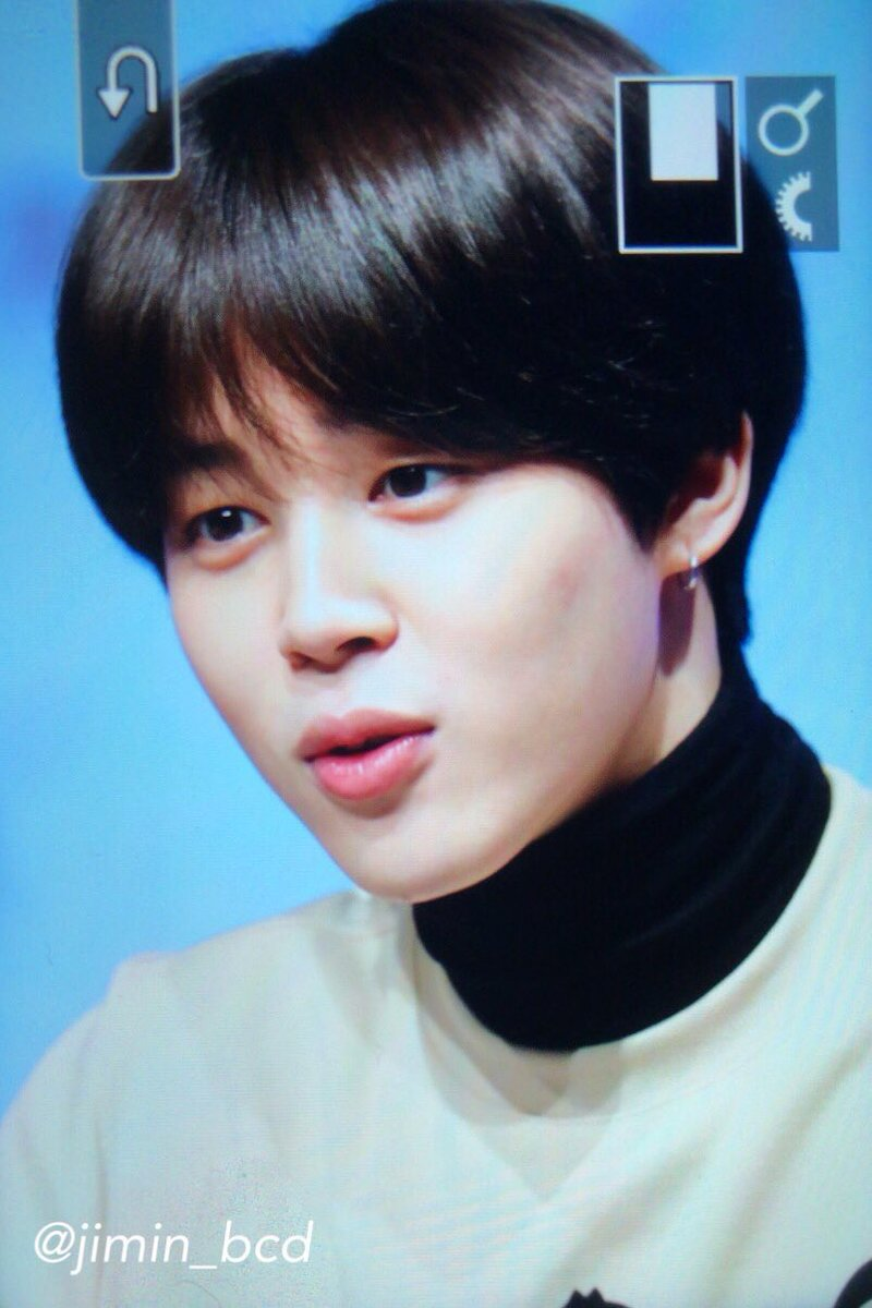 Bts Jimin Hairstyle 2018