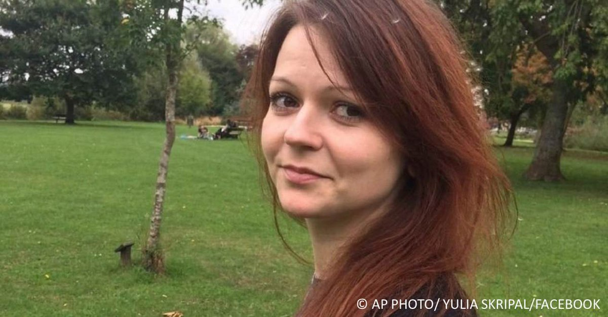 📰 Comment Ioulia #Skripal a fait échouer le plan de Londres visant à diaboliser Moscou https://t.co/BxveafaLsT
