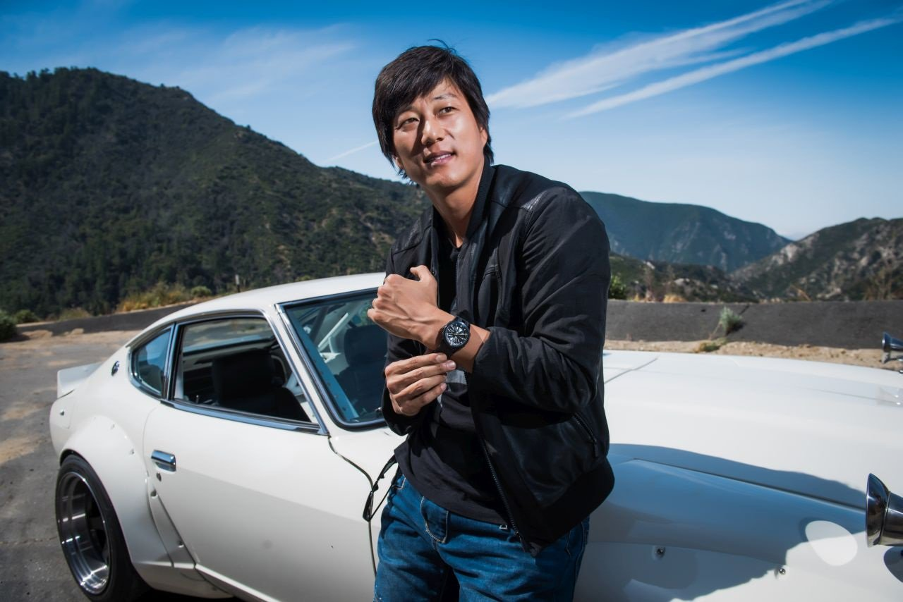 Happy Birthday to Sung Kang   About: