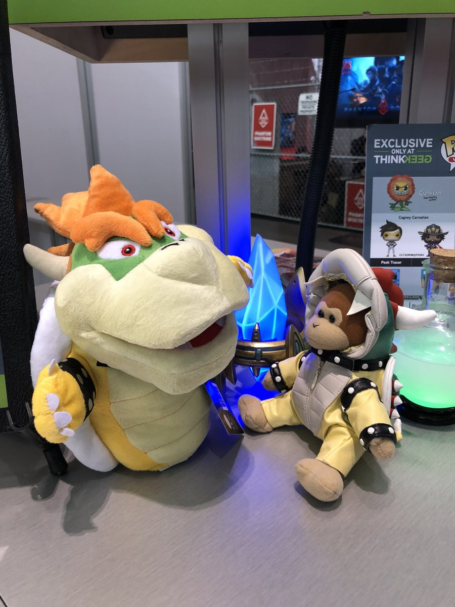 Bowser at PAXEast