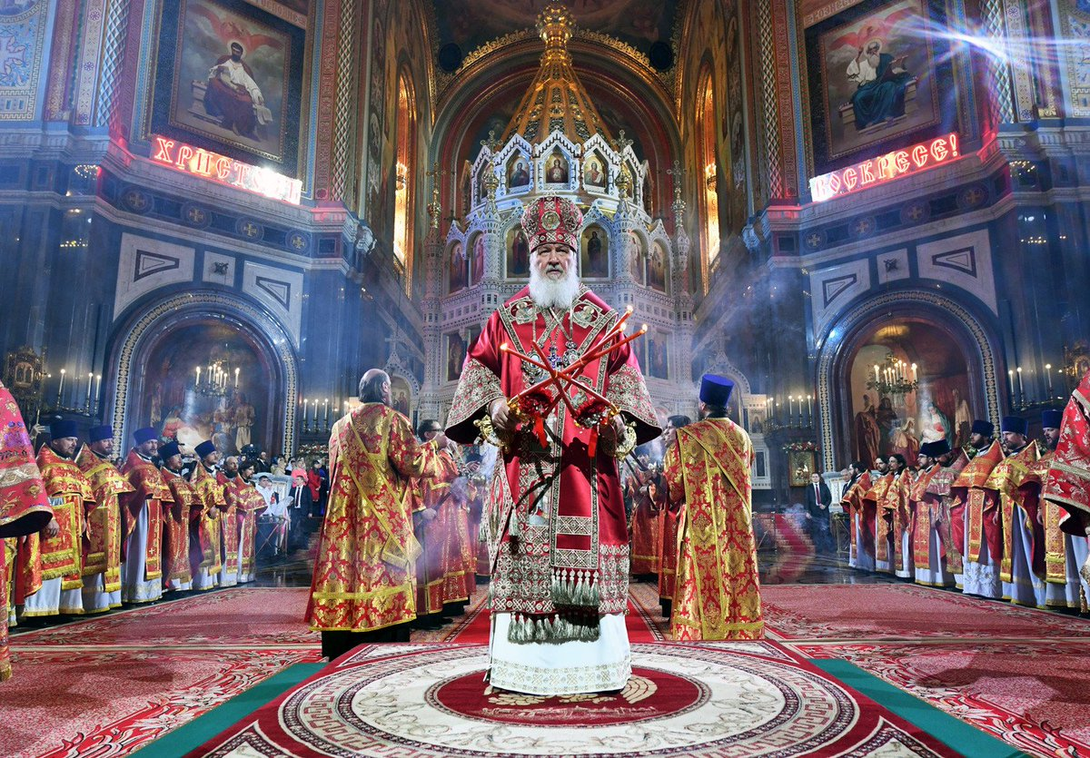 Russia In Rsa Today Orthodox Christians All Over