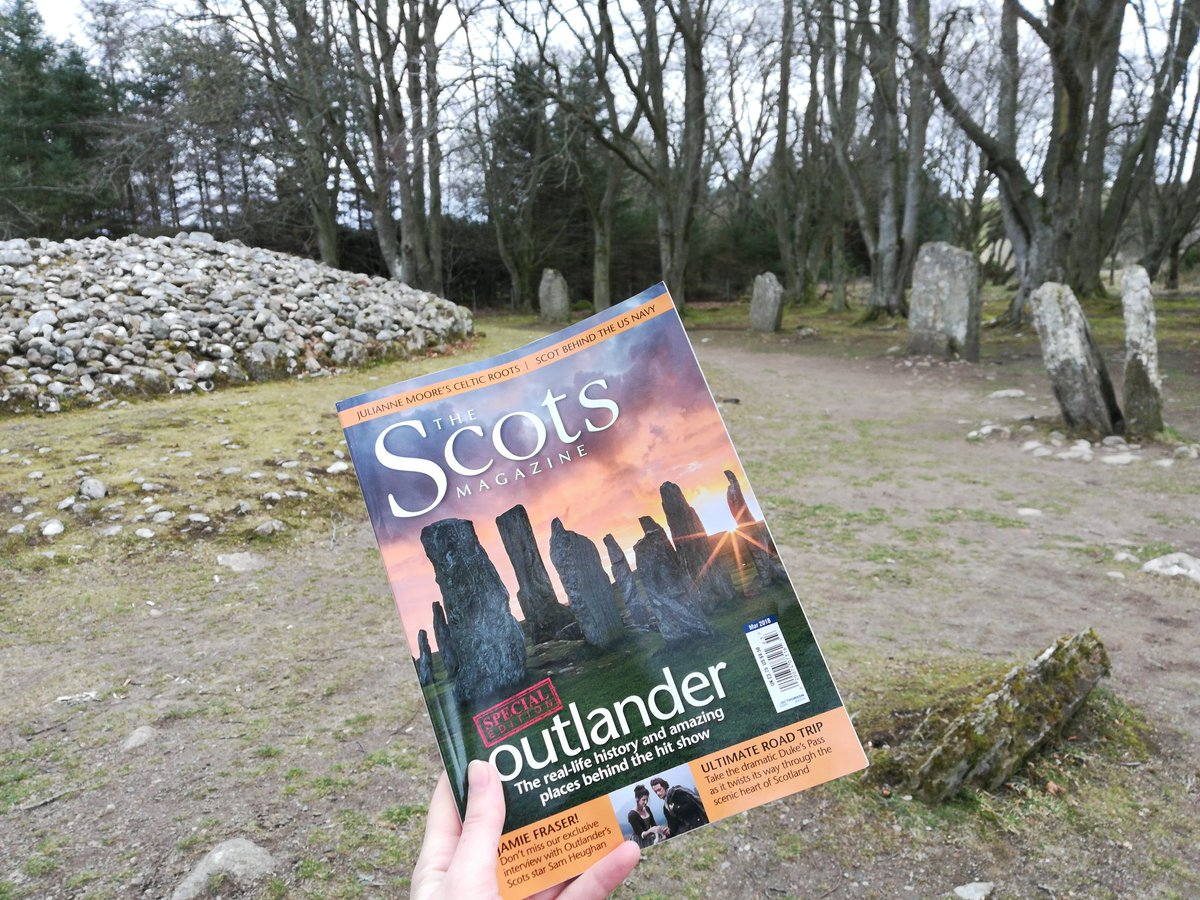 The Scots Magazine On Twitter For More Outlander History