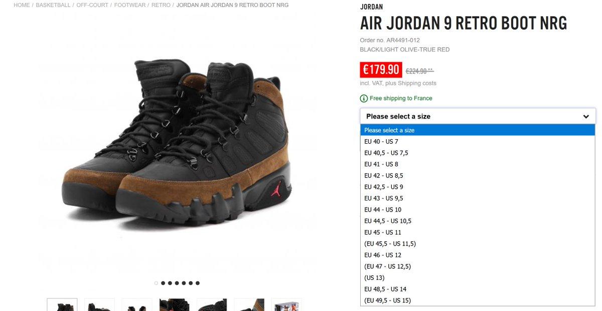 online retailer d9786 e13cb MoreSneakers.com on Twitter: