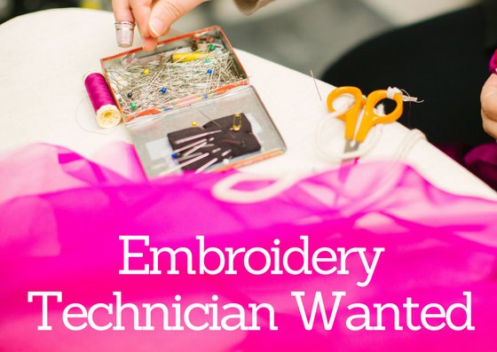 test Twitter Media - We are looking for a hardworking person to operate multi head embroidery machines, with a willingness to learn new skills and work within a small, friendly team to achieve the department's strict deadlines. Think you have what it takes? Apply here>>https://t.co/yqjLKi114e https://t.co/aKSJddulOX