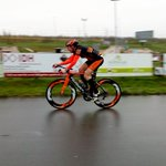 AG win & 2nd at the Cyclopark duathlon today. Sweet victory but soggy bottom, British summertime rain! #TORQFuelled  TORQfitness  @gllsf