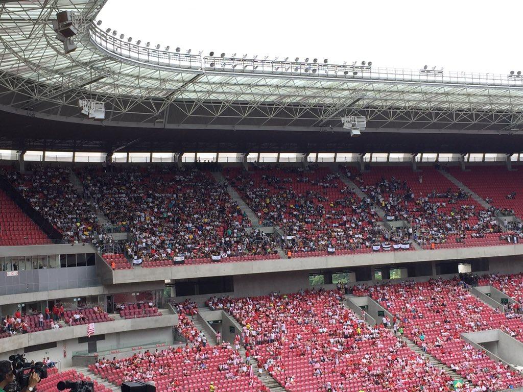 #JCEsportes Invasão centralina na Arena...