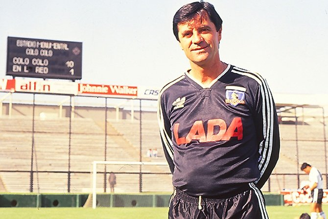 Colo Colo In English On Twitter Born Onthisday In  Mirko Jozic Former Colo Colo Manager And The Only European To Have Won The Copa Libertadores