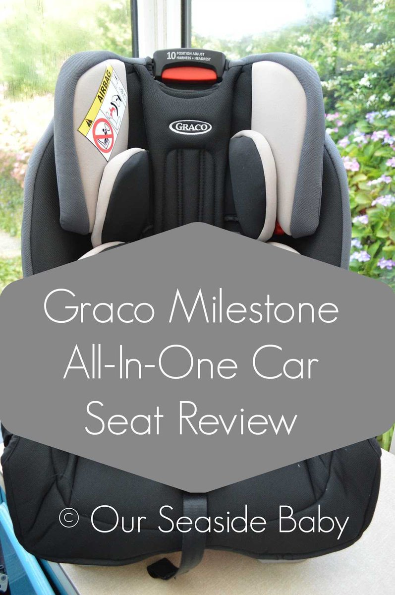Heres My Review Of The Graco Milestone All In One GracoBaby UK Ourseasidebaby 2016 08 Car Seat