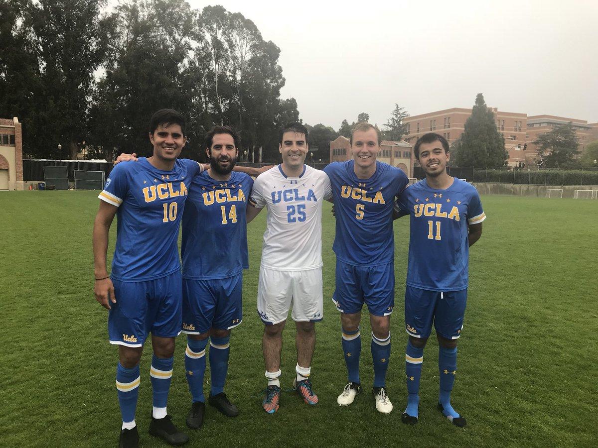 pretty nice 3e064 7acf8 UCLA Men's Soccer on Twitter: