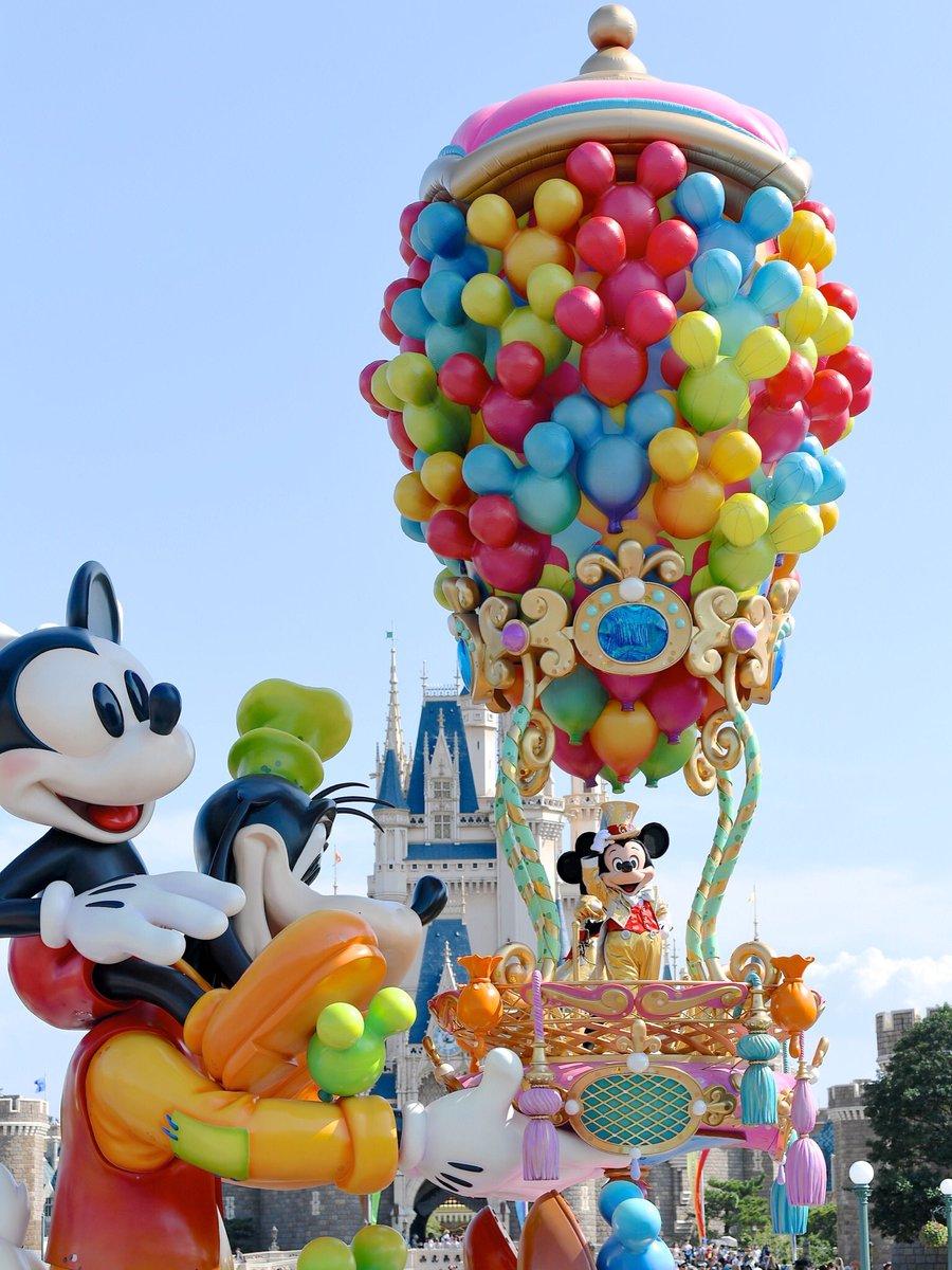 東京ディズニーランド 「ハピネス・イズ・ヒア」 本日公演最終日です