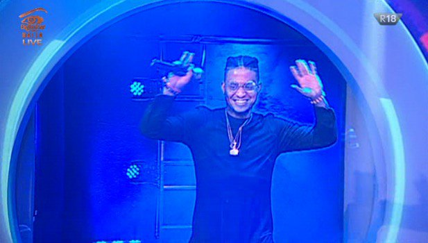 #BBNaija 2018 week 10 eviction; Rico Svawey evicted from the Big brother Naija house