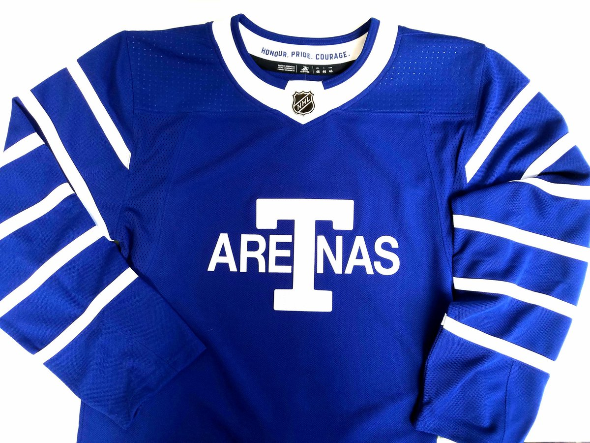 detailed look f3f7a b4c7d NHL Store NYC on Twitter: