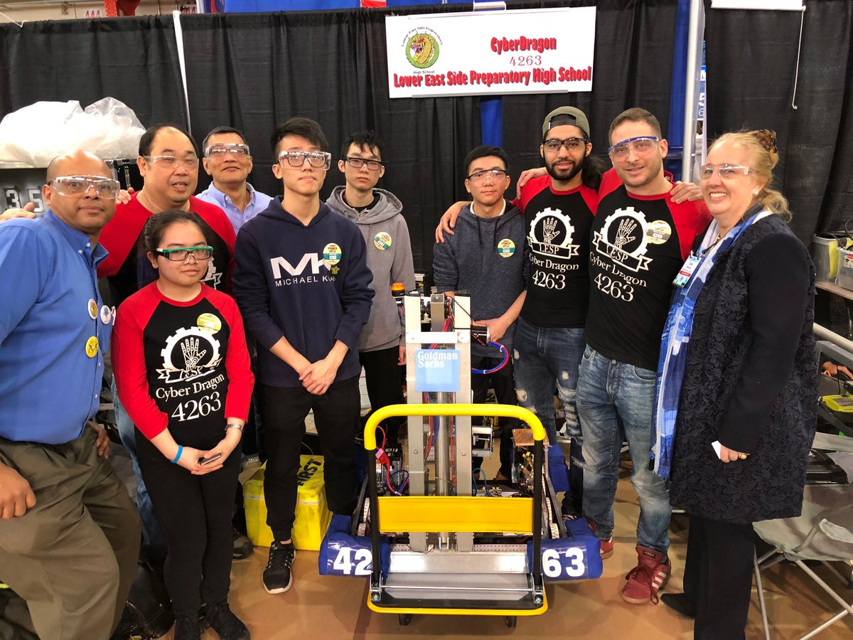 Gale A Brewer On Twitter Nycfirst At Nyc First Robotics And