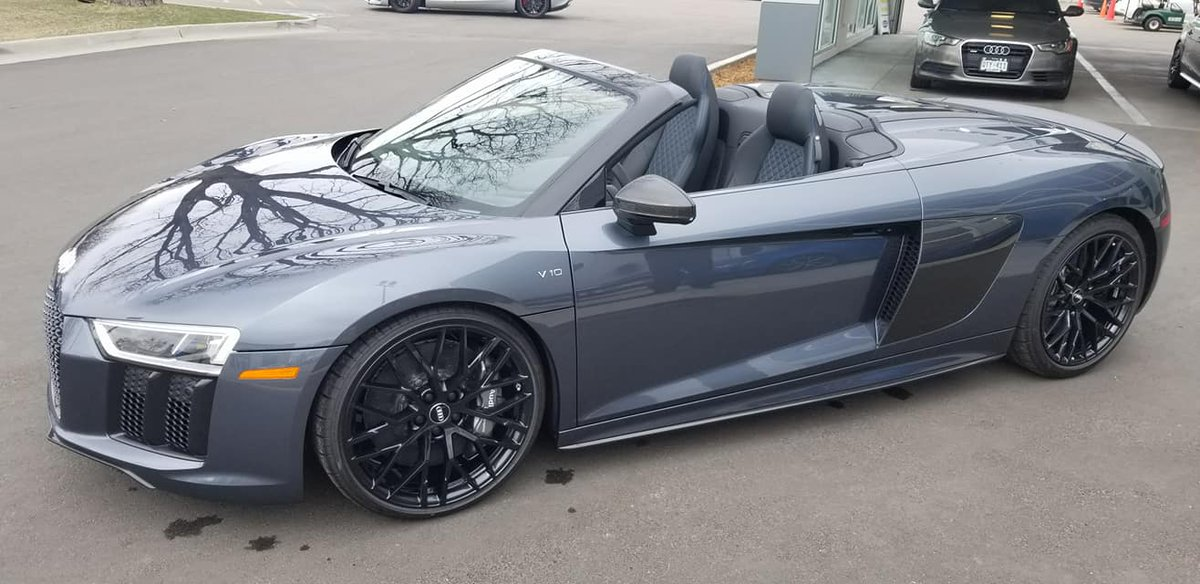 Ed Carroll Audi >> Ed Carroll Motor Co On Twitter This Isn T Just Any R8