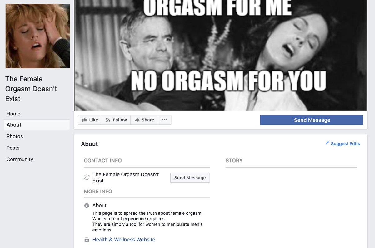 Real female orgasms blog final, sorry