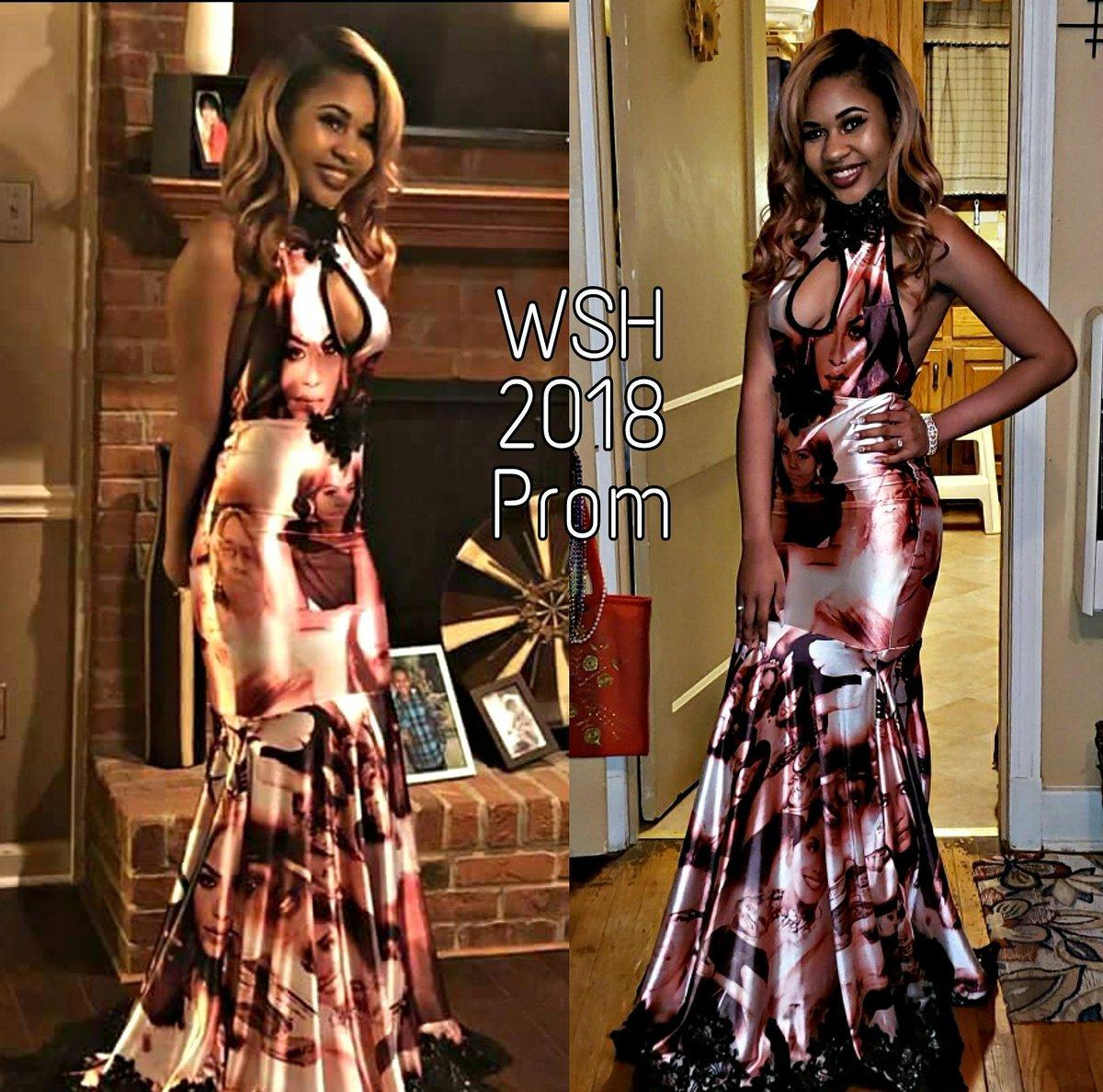 Formal Dresses In Memphis Tn: Skyler Branch's Amazing Prom Dress Memphis White Station