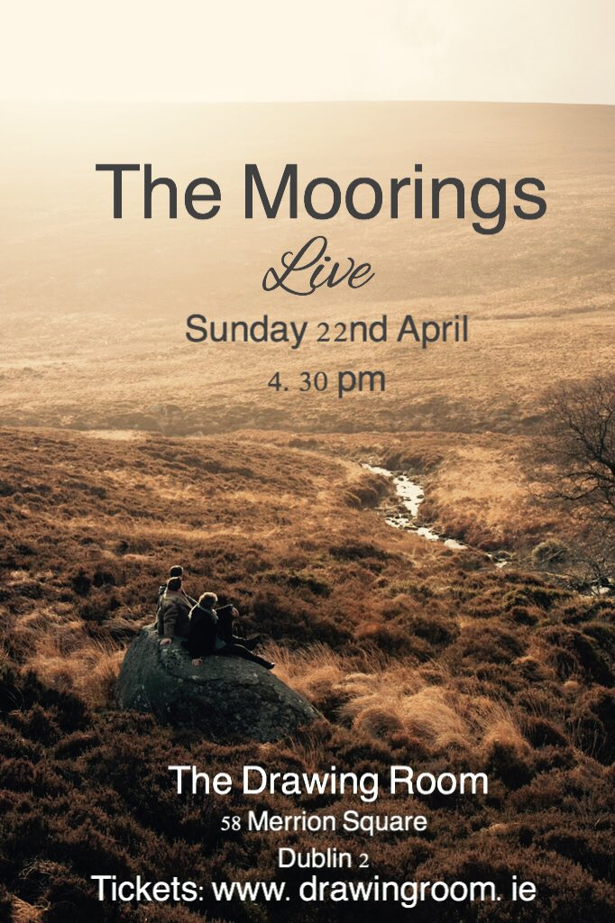 The Moorings On Twitter Delighted To Announce Our Next Performance