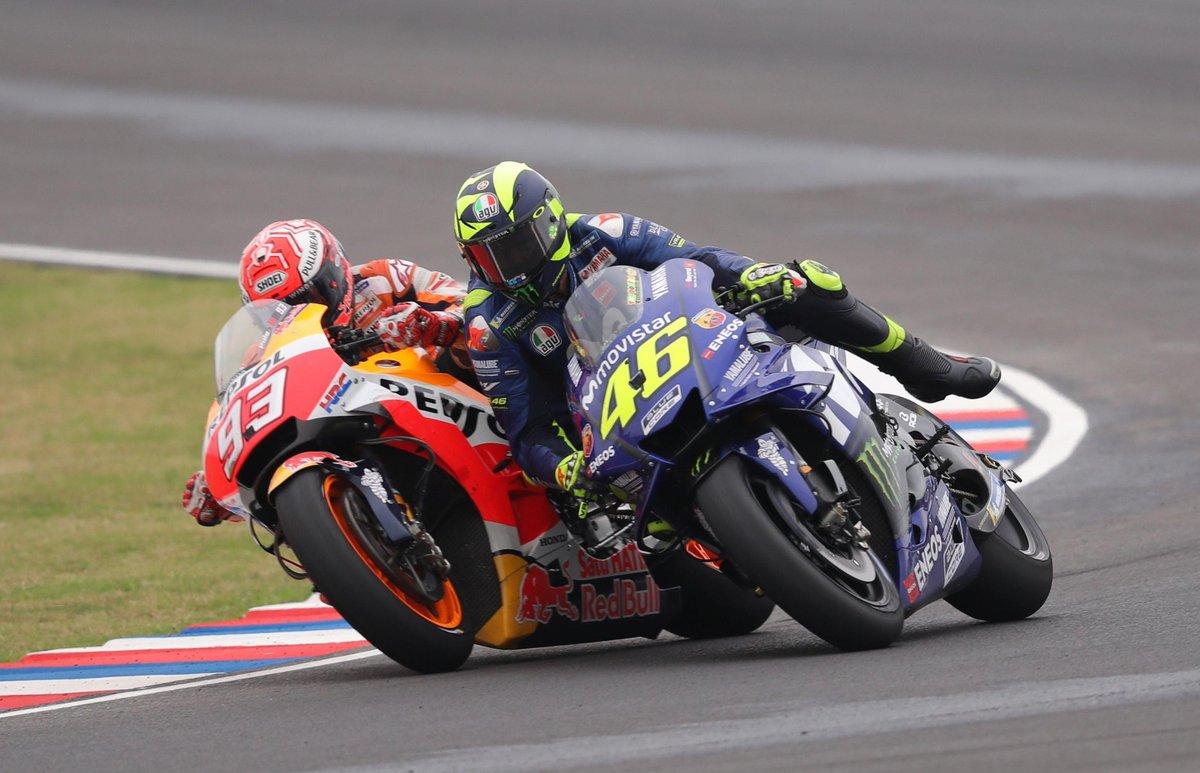 #MotoGP, #Rossi furibondo con #Marquez: 'Non ha rispetto' >https://t.co/XaZ5eoAGYh<