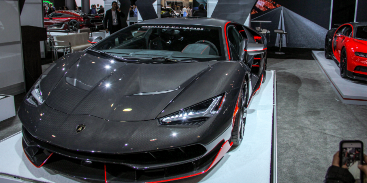 New York Auto Show On Twitter Lamborghini Mercy Lamborghini - Jacob javits center car show 2018
