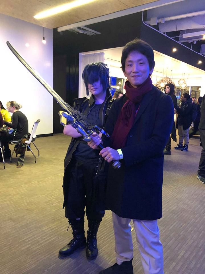 """That's a wrap! Thank you to everyone at #PaxEast2018 who came to the #FFXV panel! Many new things are on the horizon! To everyone who got a chance to play FINAL FANTASY XV WINDOWS EDITION and POCKET EDITION, thank you! """"What can I say? You guys are the best."""" - Noctis"""