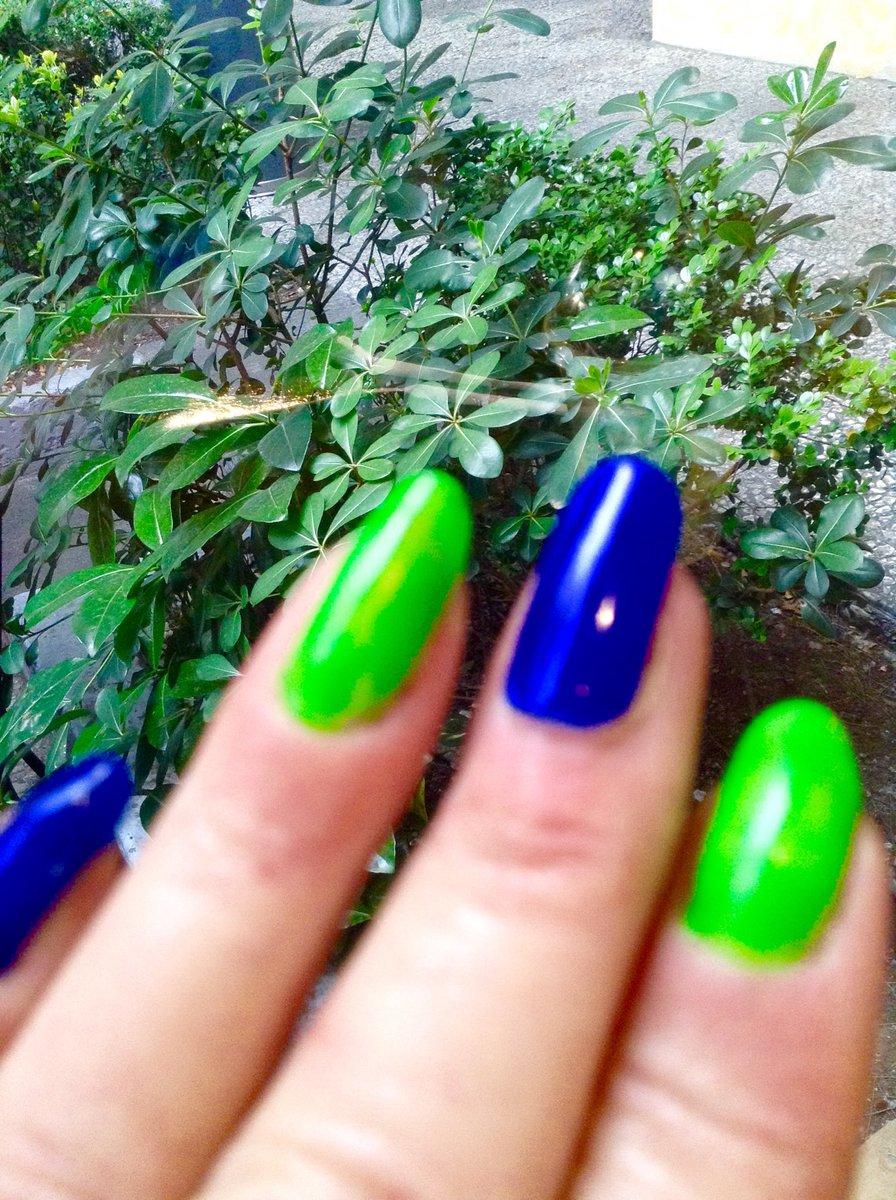 Lujoso Uñas De Diamante Azul Cresta - Ideas de Pintar de Uñas ...