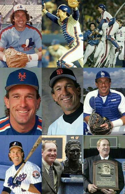 Happy birthday to Gary Carter!