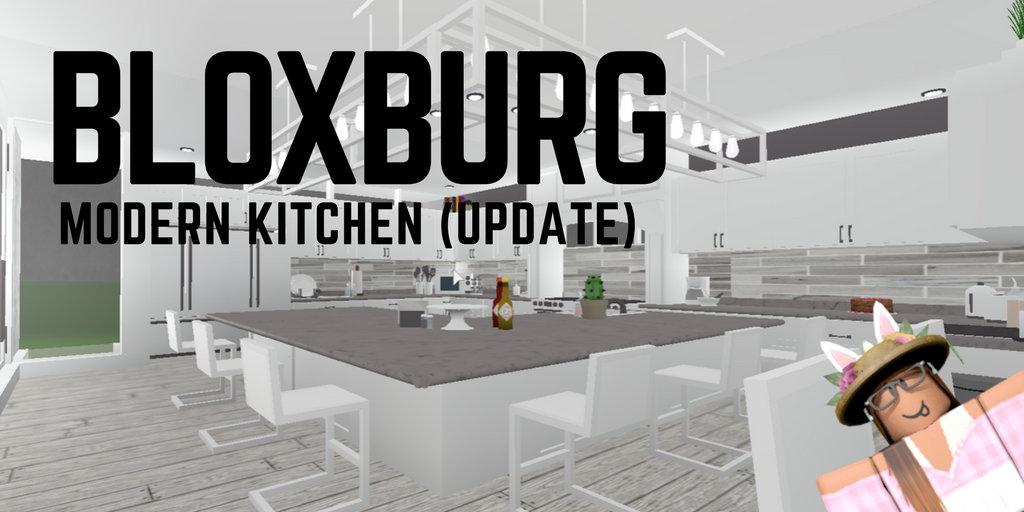 Roblox Bloxburg Kitchen Ideas