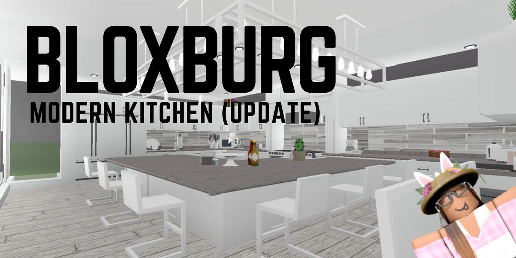 Roblox Bloxburg Kitchen Ideas