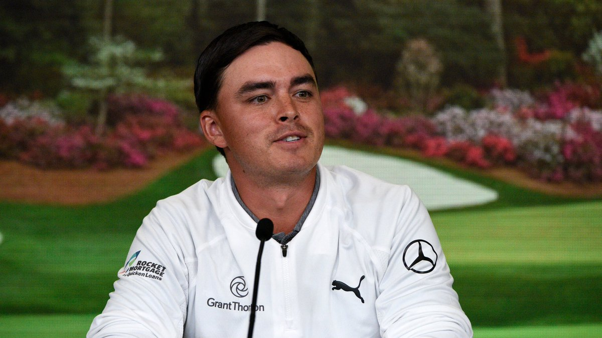 I am ready to go win a major. - @RickieFowler leaves Augusta National with confidence following his second-place finish. #themasters
