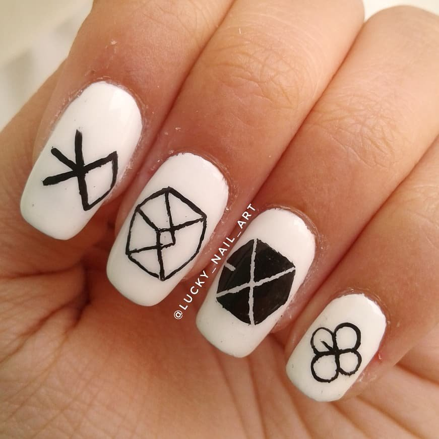 lucky_nail_art // ig on Twitter: \