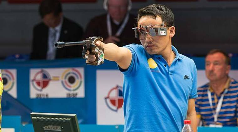 CWG 2018 Shooter Jitu Won Gold, Om Bronze and Weightlifter Pardeep Silver