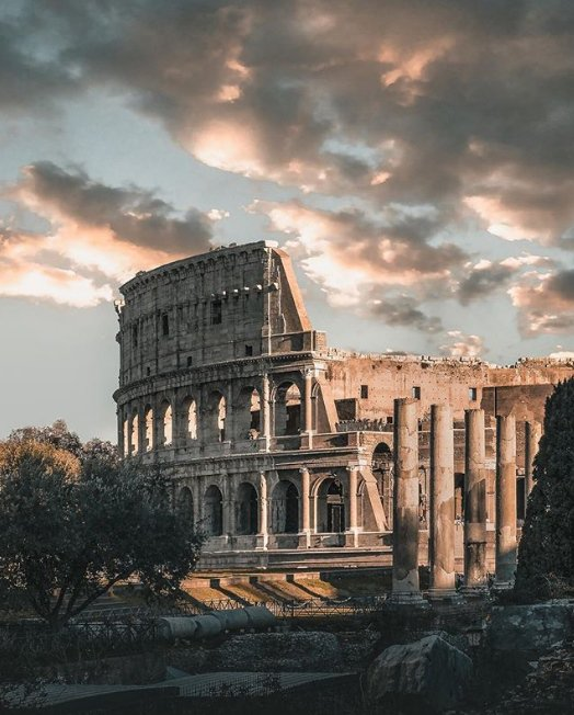 Resultat d'imatges de roma instagram
